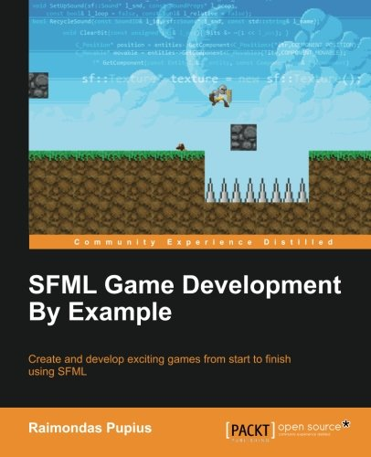 SFML Game Development by Example by Packt Publishing - ebooks Account