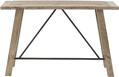 Amazon Com Furniture Of America Sawyer Rectangular Top