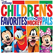 Children's Favorites with Mickey and Pals [LP] [