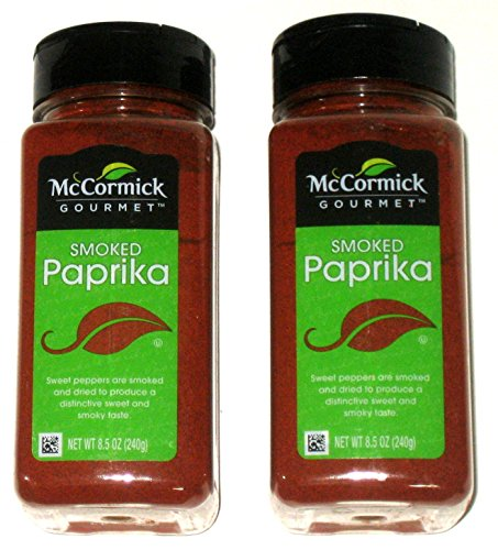 McCormick Gourmet SMOKED PAPRIKA 8 5oz