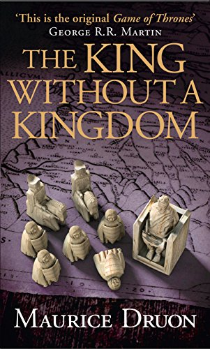 book cover of The King Without a Kingdom