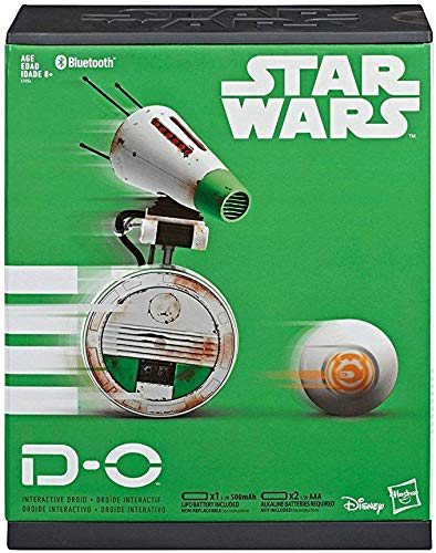 Star Wars Episode 9 The Rise of Skywalker D-O Bluetooth Interactive Droid