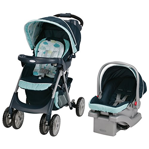 Graco Comfy Cruiser Click Connect Travel System, Stratus by Graco (Image #3)
