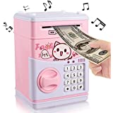Yoego New Kids Cartoon Electronic Money Bank, Security...