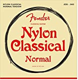 Fender 100's are high quality nylon strings for classicalguitars. we've added ball-ends to make our 130's forfolk guitars.we start with the best nylon material we can find and usestate-of-the-art manufacturing to make you the highestquality strings p...