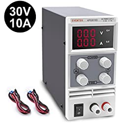 DC Power Supply Variable,0-30 V / 0-10 A Eventek KPS3010D