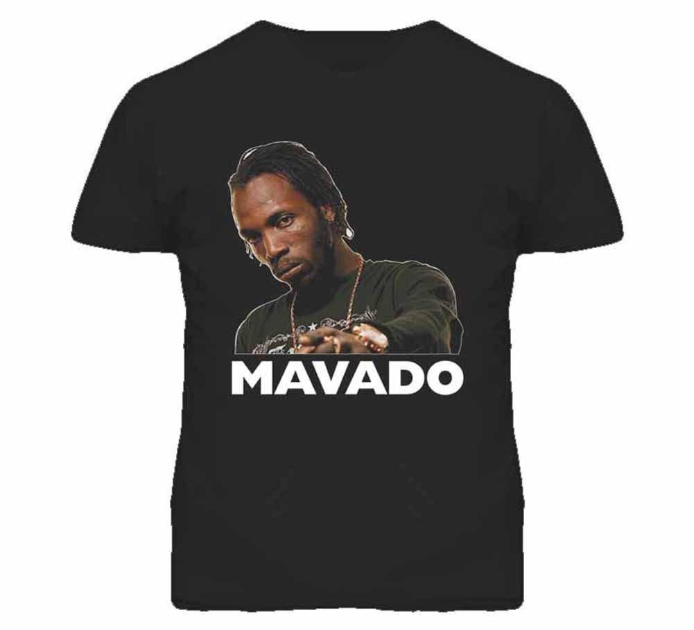 Tshirt Bandits S Mavado Gully T Shirt