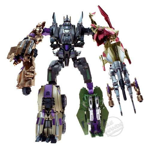 TRANSFORMERS BRUTICUS, FALL OF CYBERTRON, HASBRO Figure Comi