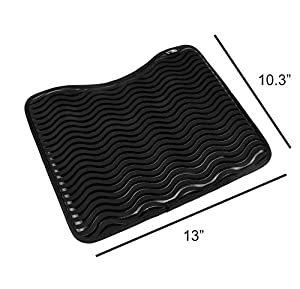 Anti Slip Rowing Machine Cushion High Performance designed for Concept 2 Machine by Hornet Watersports