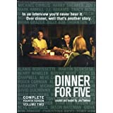 Dinner For Five - Complete Fourth Season