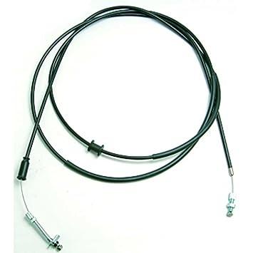 Bowdenzug Piaggio X9 125-125 Evo-180-200-250 Evo Gaszug Griff-Vergaser 163590690