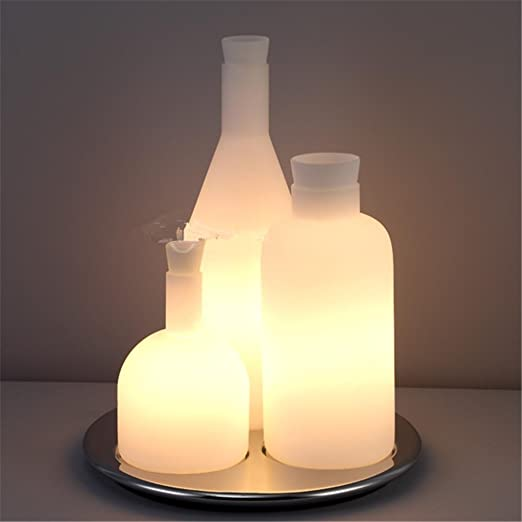 WSNB Luz de la tabla creativa retro simple Cafetería Bar de ...