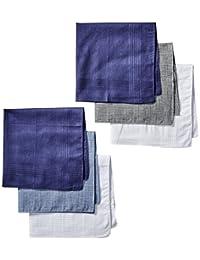 Dockers 6Piece Hankie Fashion Pack, color Multi, talla Una talla, para hombre