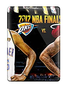 jody grady's Shop Hot 4770707K548472390 sports nba basketball lebron james kevin durant miami heat oklahoma city thunder basketball player NBA Sports & Colleges colorful iPad Air cases