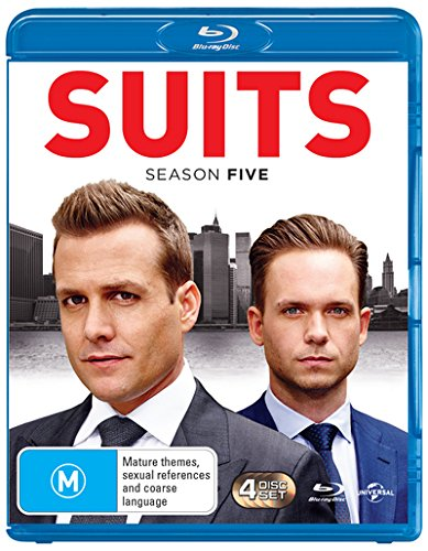 Suits: Season 5 [Blu-ray]