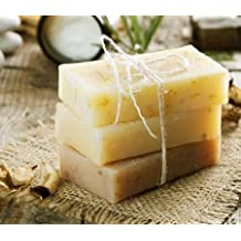 Swan Beauty Handmade Olive Oil Soap, 100% Natural, 11.5 oz, Vegan, All Natural, Best for All Skin Types, Body and Face, Men and Women (Large) 2 Pieces