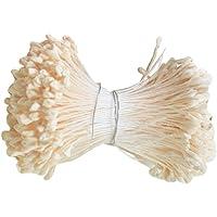 Sharplace 360 Piezas 6cm Cabeza Perla Artificial Doble