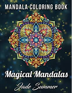 Mandala Coloring Book 100 Magical Mandalas