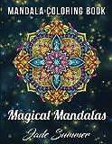 #6: Mandala Coloring Book: 100 Magical Mandalas