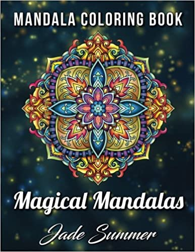Amazoncom Mandala Coloring Book 100 Magical Mandalas