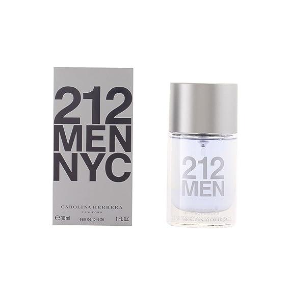 a8b2280ef Perfume Hombre 212 Carolina Herrera EDT: Amazon.co.uk: Clothing