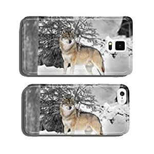 Alpha Wolf lookout cell phone cover case Samsung S5