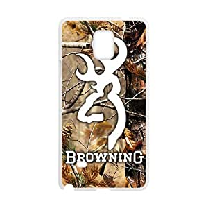 ZXCV Browning Cell Phone Case for Samsung Galaxy Note4