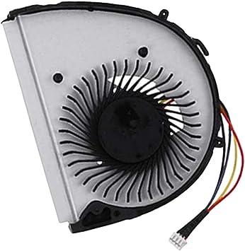 H HILABEE Ventilador de Refrigeración de CPU Enfriador de ...