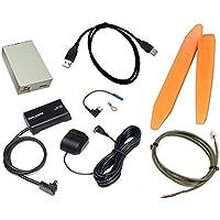 Vais GSR-021 radio interface for select 2014+ Honda vehicles PLUS SiriusXM SXV300 satelite tuner/antenna kit PLUS dash trim removal tools (Bundle: 3 items)