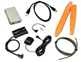 Vais GSR-025 radio interface for select 2014+ Honda vehicles PLUS SiriusXM SXV300 satelite tuner/antenna kit PLUS dash trim removal tools (Bundle: 3 items)