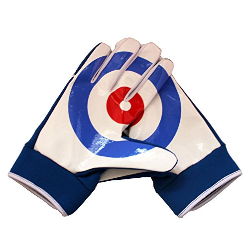 Kodiak Claws Curling Gloves - Stylish, Warm Gloves for gripping a Curling Broom and improving Sweeping Effectiveness from Kodiak Curling
