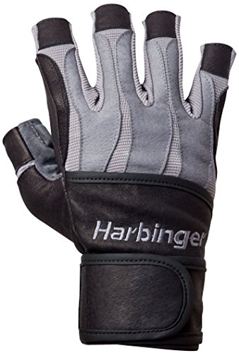 Harbinger WristWrap Weightlifting Heat Activated Cushioned