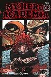 My Hero Academia 16: Die erste Auflage immer mit Glow-in-the-Dark-Effekt auf dem Cover! Yeah!