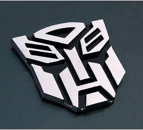 TRIXES Autobots Logo Symbol Car Decal Sticker Badge