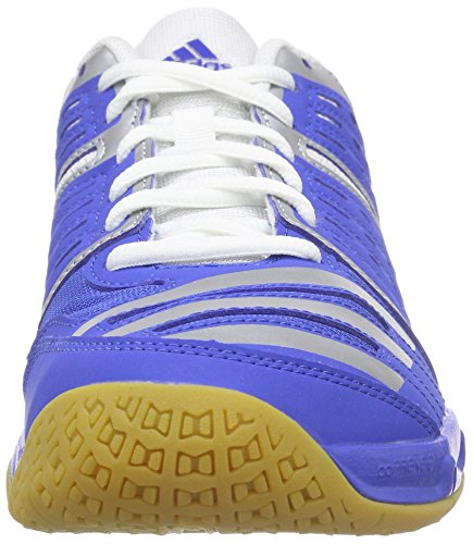 adidas Essence 12, Chanclas para Niños, Azul / Blanco (Azul / Azul / Ftwbla), 36 2/3 EU