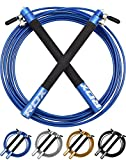 RDX Skipping Rope Adjustable Steel Gym Jump Speed Lose Weight Gymnastics Fitness MMA Training Boxing Crossfit Jumping Metal Cable Workout Exercise