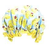 Studio Dry SD8170CD Women's Shower Cap, Couture Duck