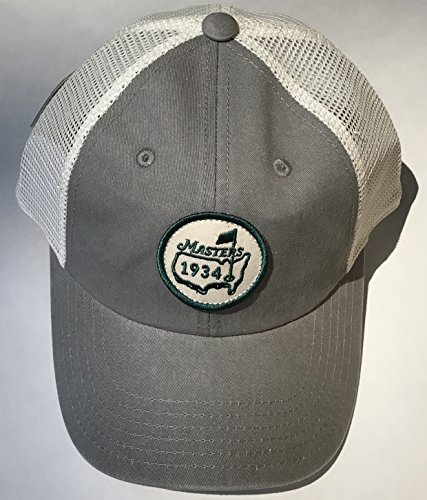 ee8c26fcc1487 Augusta Masters Hat - Masters golf hat augusta national vintage logo 2018  Masters new trucker style