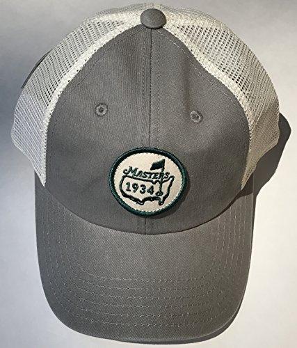 Masters golf hat augusta national vintage logo 2019 Masters new trucker style (Trucker Masters Hat)