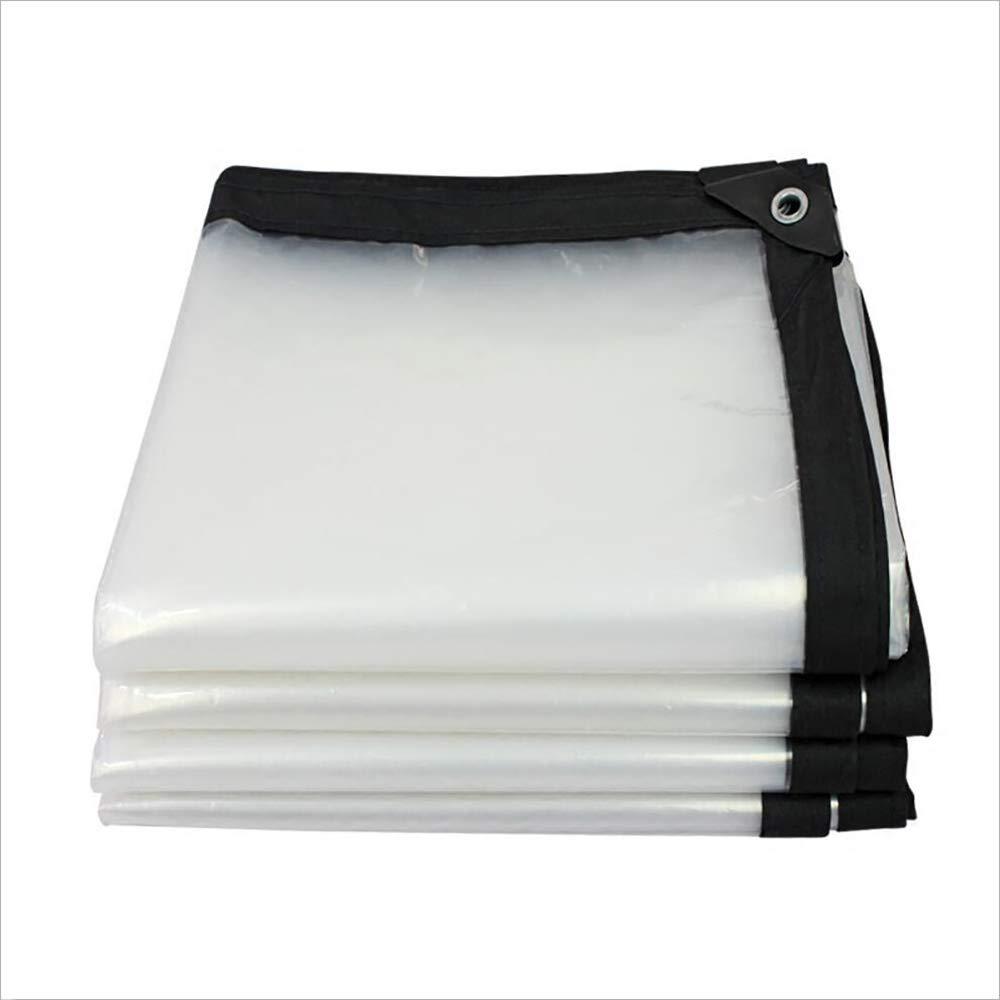 BTPDIAN Tela Cerata Impermeabile di plastica Impermeabile del Panno del Panno Impermeabile Spesso del Panno della Stoffa (Dimensioni   2X4m)