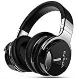 Active Noise Cancelling Wireless Bluetooth Headphones Over Ear with Microphone 30 Hours Playtime for iPad iPhone PC Laptop Tablet Cell Phone Smart TV and More