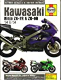 H3721 Kawasaki Ninja ZX-7R ZX-9R 1994-2004 Haynes Motorcycle Repair Manual