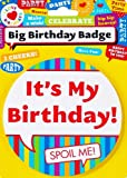 TALKING TABLES CAKE CENTRAL Big Badge
