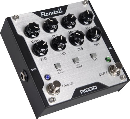 Randall RGOD Two Channel High Gain Preamp