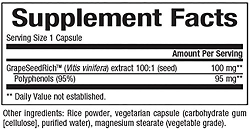 red grape seed extract - 1