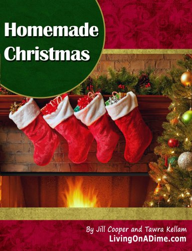 Homemade Christmas by [Kellam, Tawra J, Cooper, Jill]