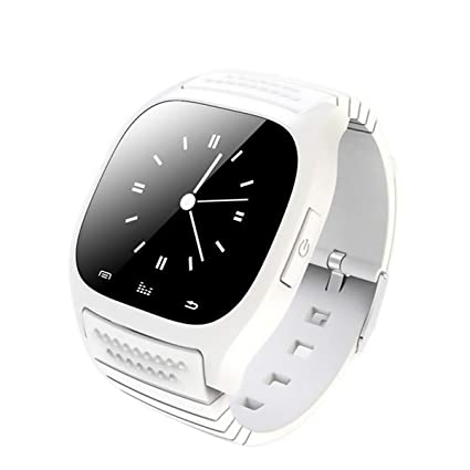 WINTER DONG Smartwatch, Reloj Inteligente Android,Pulsera ...