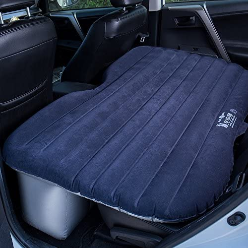 FMS Auto aufblasbare Luftmatratze SUV Luftmatratze Passend f/ür SUV//MVP//Limousinen Auto-Matratze Bett for Reisen,usw.