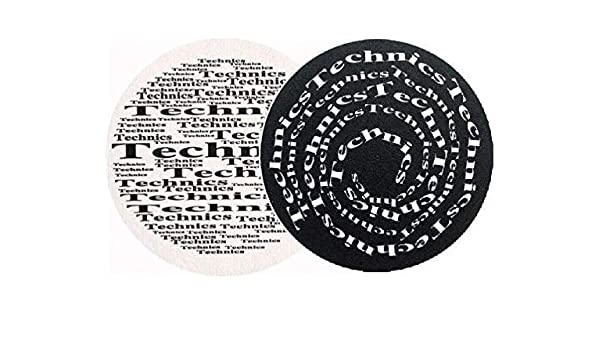 Slipmat Technics espiral Broadway (2 unidades): Amazon.es ...