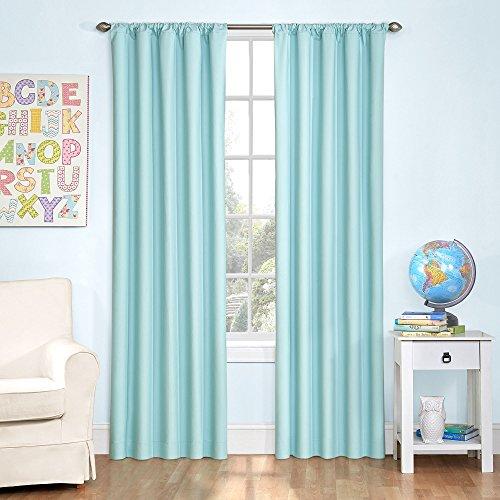 Eclipse Microfiber Darkening Curtain 63 Inch